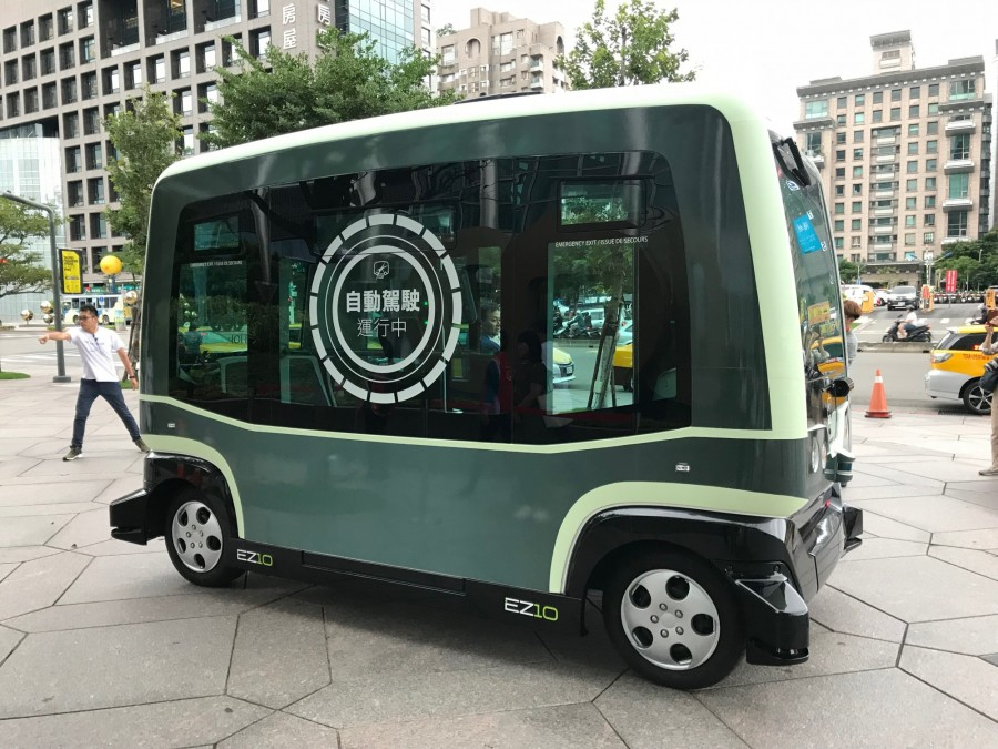 MOTC to unveil rules for testing driverless vehicles