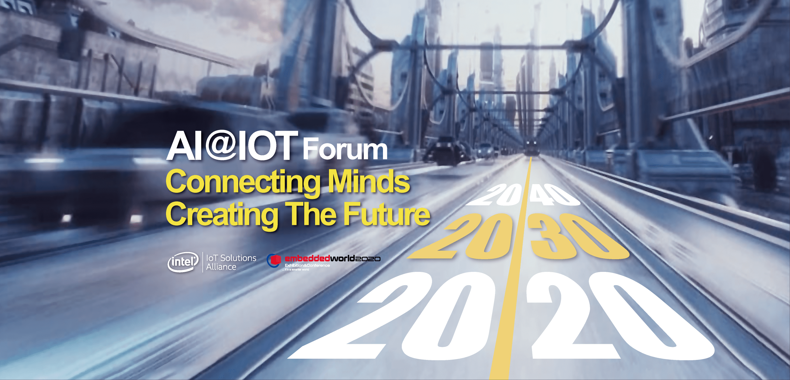 AI@IOT Forum -- Embedded World 2020